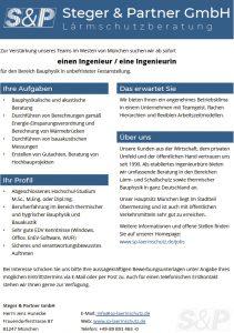 PDF Stellenanzeige